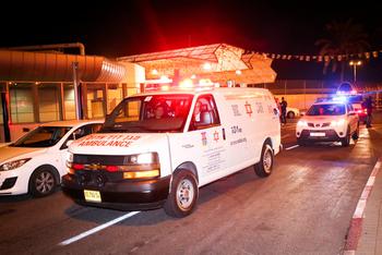 Кфар-Саба: водителя, сбившего 85-летнюю пенсионерку, арестовали на крыше высотки