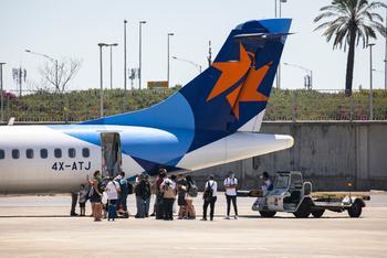 12 канал ИТВ: маски от коронавируса обязательны в самолетах для пассажиров