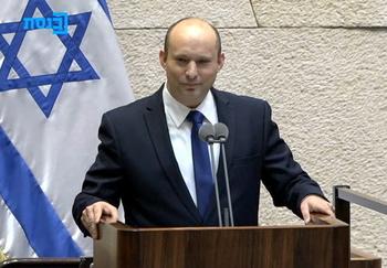 Беннет стал новым премьер-министром Израиля