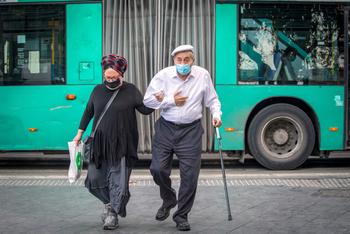 Когда расформируют «тахану мерказит» в Тель-Авиве