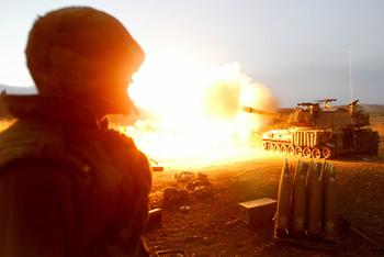 Боевики произвели ракетный обстрел Израиля из Ливана