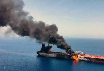 В результате атаки Ирана на танкер, принадлежащий израильтянину, погибли два человека