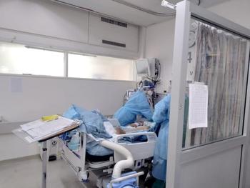 The Jerusalem Post: больницы Израиля переполнены, есть дефицит аппаратов ЭКМО