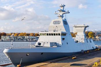 Израиль установит «Железный купол» на корабли ВМФ