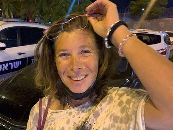 Пропала 53-летняя жительница Ришон ле-Циона