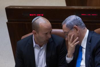 Мандельблит выступил в поддержку законопроекта против Нетаниягу