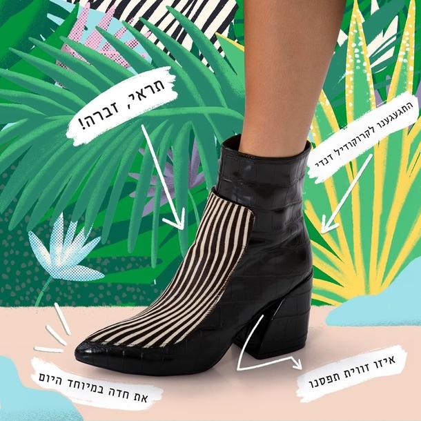 Shoofra: скидка 20% на ботинки Jeffrey Campbell