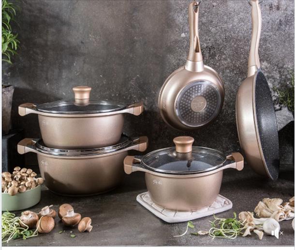 Naaman: скидка 50% на кастрюли и сковородки