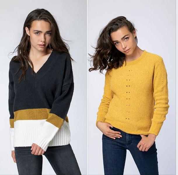 Tamnoon: женские свитера по цене до 50 шек.
